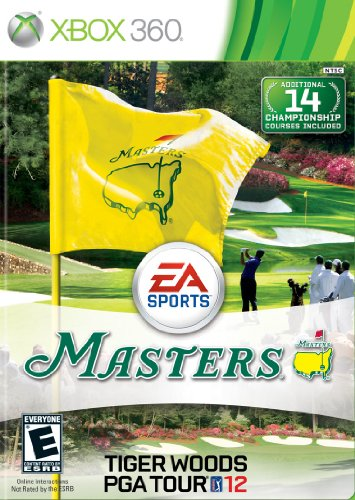 Tiger Woods PGA TOUR 12 Masters product image