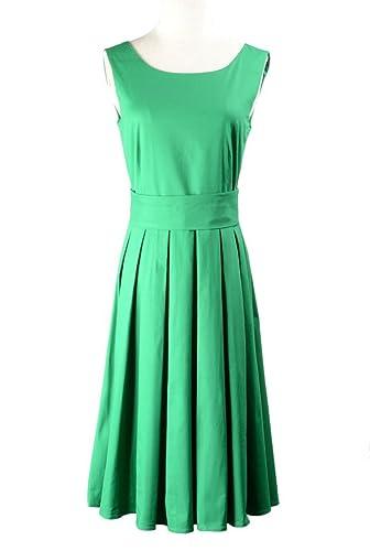 Eyekepper 'Audrey Hepburn' Vintage 1950's Rockabilly Swing Dress