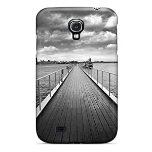 Sanp On Case Cover Protector For Galaxy S4 (endless Pier V2)
