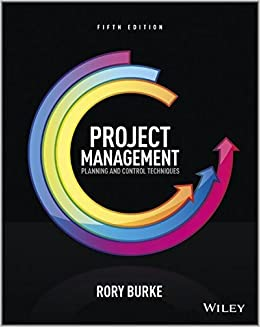 project management planning and control techniques rory burke free download
