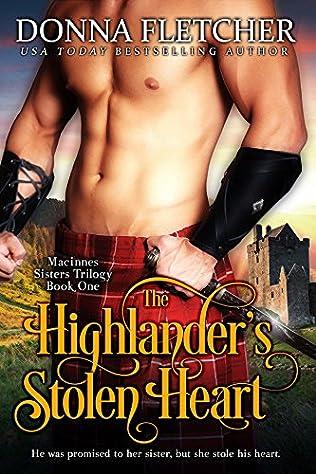 book cover of The Highlander\'s Stolen Heart