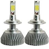 Promax H7 LED headlight bulb conversion kit (1 pair bulb, ultrawhite)