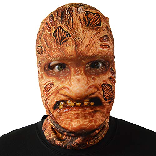 FACE Skinz - Freddy Kruger's Nightmare - Lycra Face Mask -