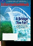 InformationWeek The Business Value of Technology November 30, 2009 A Bridge Too Far? Cloud Computing (Cover Story)