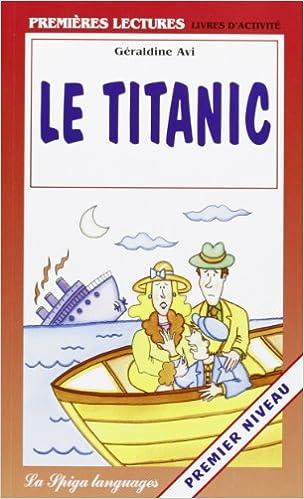 Lire Le Titanic pdf epub