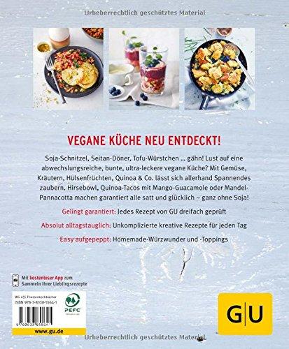 Vegan ohne Soja: Leckeres mit Wow-Effekt GU KüchenRatgeber: Amazon ...