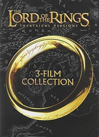 The Lord of the Rings Collection Theatrical Versions (3- Films DVD ()