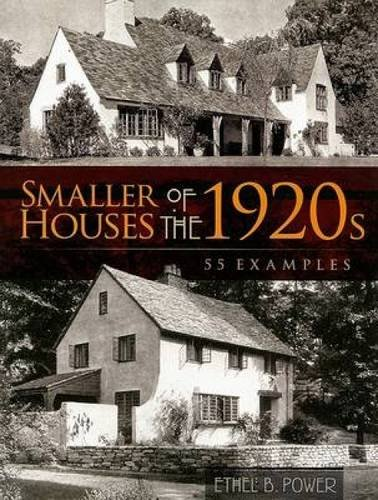 Download Smaller Houses of the 1920s: 55 Examples (Dover Architecture) ebook