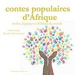Contes populaires d'Afrique (Contes, légendes et folklore du monde) | Frédéric Garnier