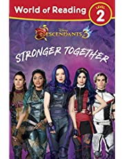 World of Reading Descendants 3: Stronger Together Level 2