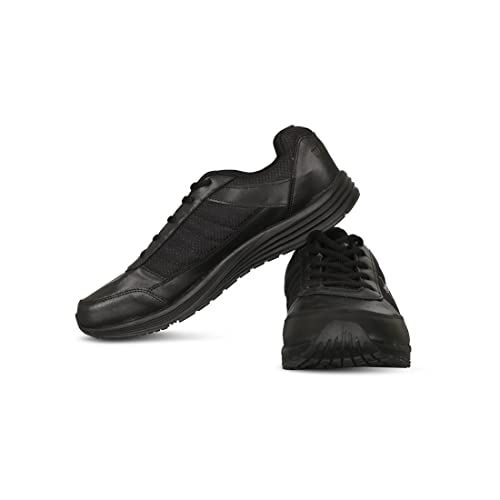 top fashion picked up hot sales Buy Vector X School Shoes for Boys (Black) at Amazon.in
