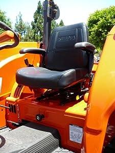 Amazon.com: Durafit Seat Covers, KU07 Gray Kubota Seat ...