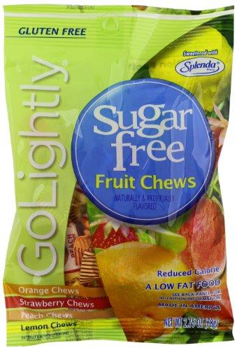 GOLIGHTLY Sugar Free Fruit Chews, 2.7500 - Sugar Free Fruit Chews Shopping Results