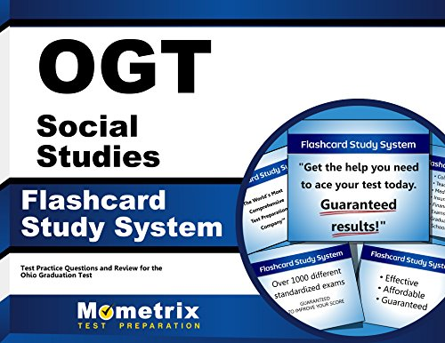 OGT Social Studies Flashcard Study System: OGT Test Practice Questions & Exam Review for the Ohio Graduation Test (Cards)