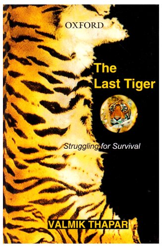 The Last Tiger pdf epub