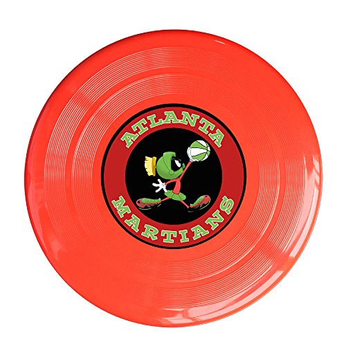 AOLM Atlanta Martians Outdoor Game Frisbee Sport Red]()