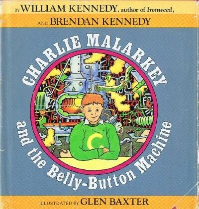 Charlie Malarkey and the Belly-Button Machine