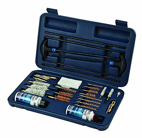 Gunslick Molded Gun Cleaning Kit, 34-Piece