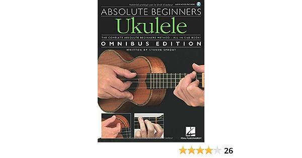 Ukulele [With CD (Audio)] (Absolute Beginners): Amazon.es ...