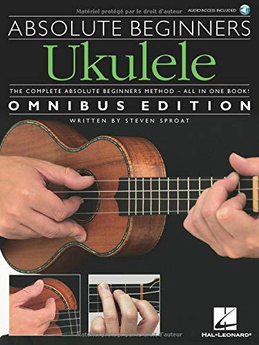 Ukulele [With CD (Audio)] (Absolute Beginners): Amazon.es ...