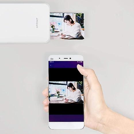 Homelectric Inc Xiaomi Mijia - Impresora de Fotos para móvil ...