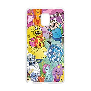 ORIGINE Aadventure time Case Cover For samsung galaxy Note4 Case