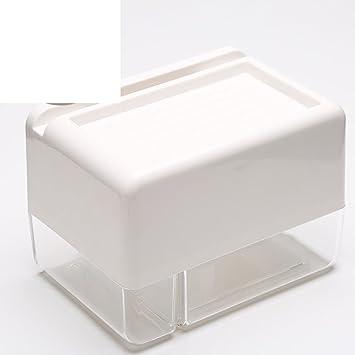 Sostenedor de papel higiénico Rodillo de rack Aviones de papel Soporte de los tejidos Autoadhesivo Tipo ...
