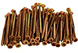 Counter-Snap Kit Replacement Screws - 500 pack - Part # 3253