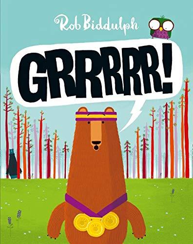Grrrrr! : Biddulph, Rob: Amazon.co.uk: Books