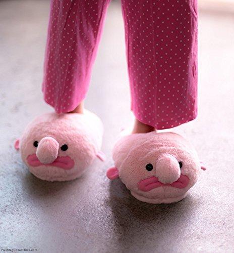 Blobfish Slippers, Pink
