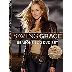 Saving Grace: Seasons 1 & 2
