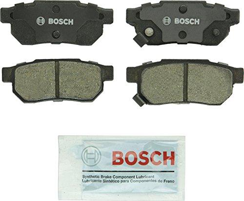 Bosch BC374 QuietCast Premium Ceramic Rear Disc Brake Pad Set