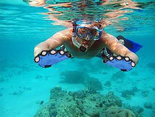 Sportsun Neoprene Webbed Swimming Gloves Aquatic Gloves