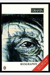 Granta: Biography: 41 Paperback