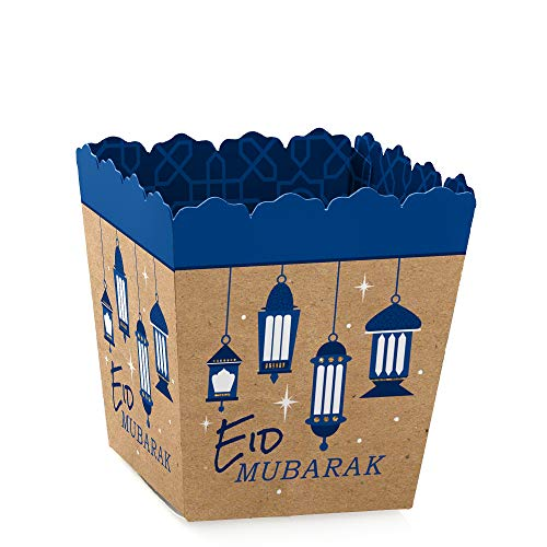 Ramadan - Party Mini Favor Boxes - Eid Mubarak Treat Candy Boxes - Set of 12