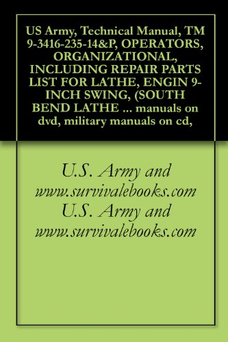 us army technical manual tm 9 3416 235 14 p operators rh amazon com U.S. Army TM Manuals Army Manual Cover Page