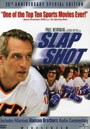 Amazon.com  Slap Shot (25th Anniversary Special Edition)  Paul ... f89f2fbec