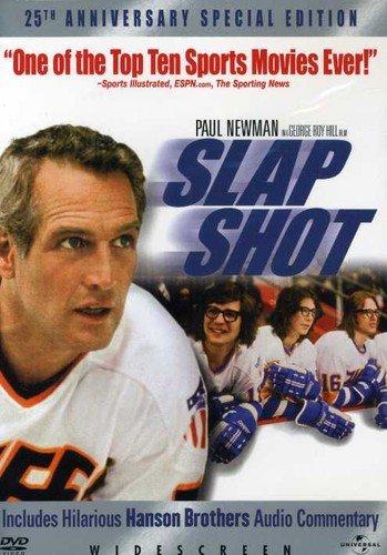 Slap Shot (25th Anniversary Widescreen Special Edition) (Bilingual) Paul Newman Stephen Abrums Dede Allen Lindsay Crouse