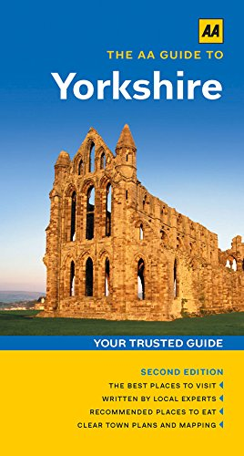 AA Guide to Yorkshire (Aa Guides)