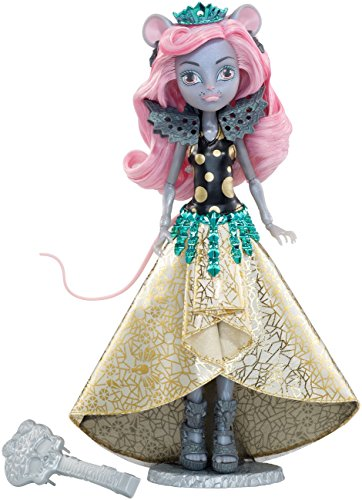 Monster High Boo York, Boo York Gala Ghoulfriends Mouscedes King Doll]()