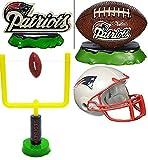 aquarium football - NFL New England Patriots Aquarium Ornaments Set of Four