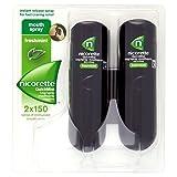 Nicorette Quickmist Duo, 2 x 150 sprays ( PACK OF 8 )