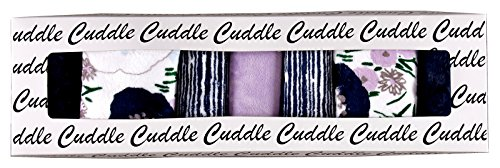 Shannon Fabrics Minky Cuddle Sensational Strips Kit Fabric, English Garden