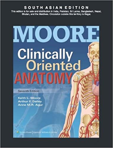 Clinically Oriented Anatomy: Anne M. R. Agur (Author), Arthur F ...