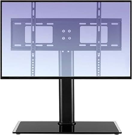 CCBBA Soporte Universal Universal para TV LCD, Soporte de Escritorio para computadora de Escritorio con Mayor elevación, Adecuado para TV de 32-55 Pulgadas, con 40 kg: Amazon.es: Hogar