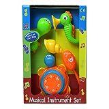 BEAUTIFUL BEGINNINGS Turtle Drum & Musical Instruments Toys by Beautiful Beginnings