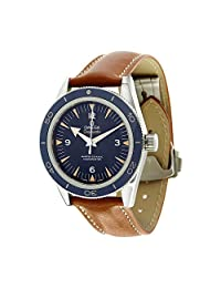 Omega Seamaster 300 Automatic Blue DialTitanium Mens Watch 233.92.41.21.03.001