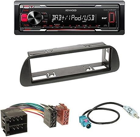 Set Autoradio Kenwood Kmm Dab403 Radio Dab Tuner Elektronik