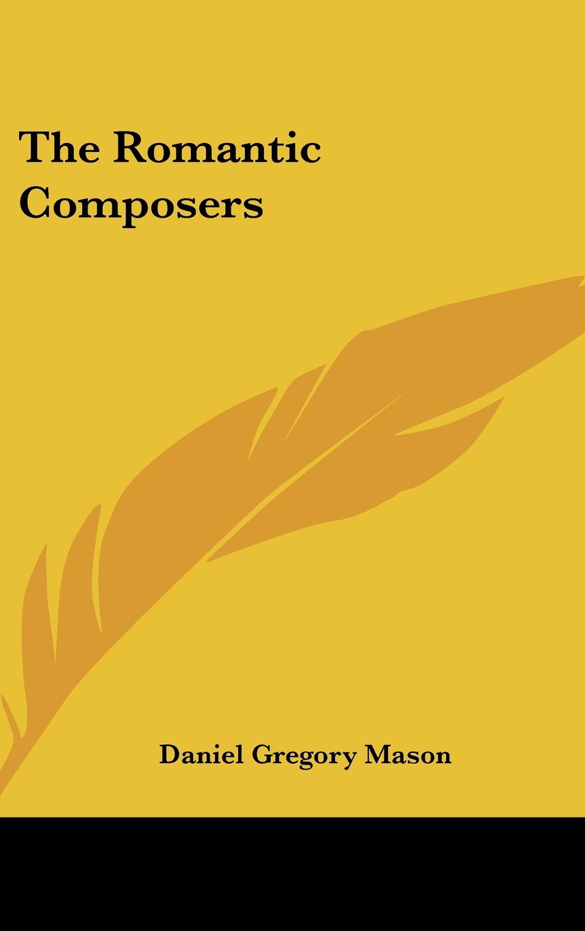 The Romantic Composers ebook