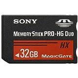 ソニー(SONY) SONY メモリースティック PRO -HG Duo 32GB HX 50MB/s MS-HX32B 海外パッケージ品 [PC]